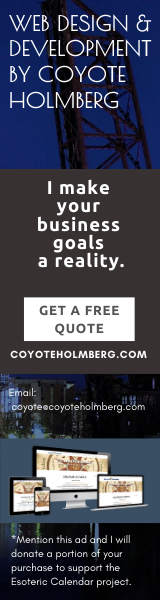 Web Design and Development by Coyote Holmberg at www.coyoteholmberg.com